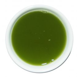 Gamnong Malcha (Powdered Green Tea) - liquor