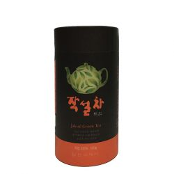 Teuksun Green Tea - retail package