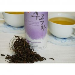 Hydrangea Leaf Tisane - retail package