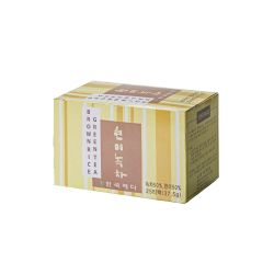 Brown Rice Green Tea - retail packaging