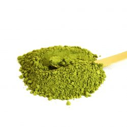 Red Ginseng Gamnong Malcha (Powdered Green Tea) - powder